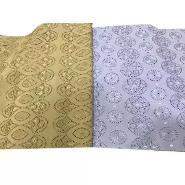 Embroidery Chikankari Fabric