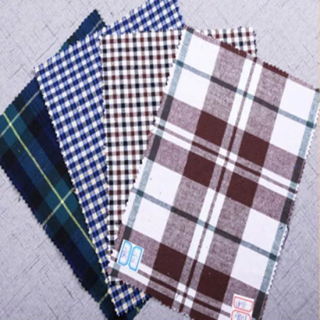 Shirting Dyed Fabric