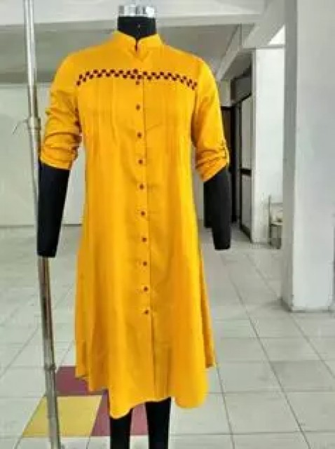 Embroidery Kurti Supplier