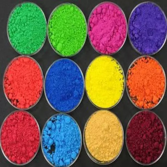 Dyeing Sulphur Dyes