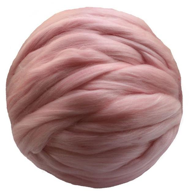 Wool Fiber Top Spining Wool Roving Fiber