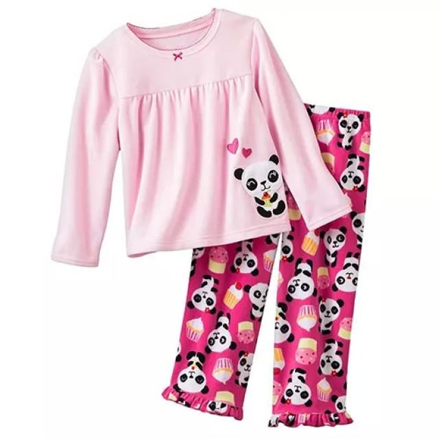 Cotton Lycra Kid's Pyjama Set Sale