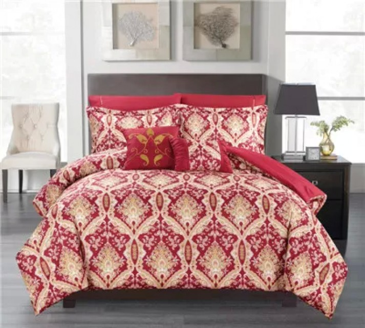 Comforters : Woven, Color Fastness