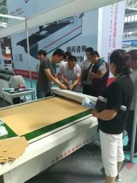 Apparel CAD Flatbed Plotter Cutter