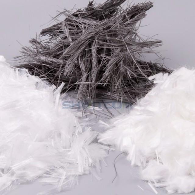 Monofilament/ mesh PP fibre polypropylene fibre