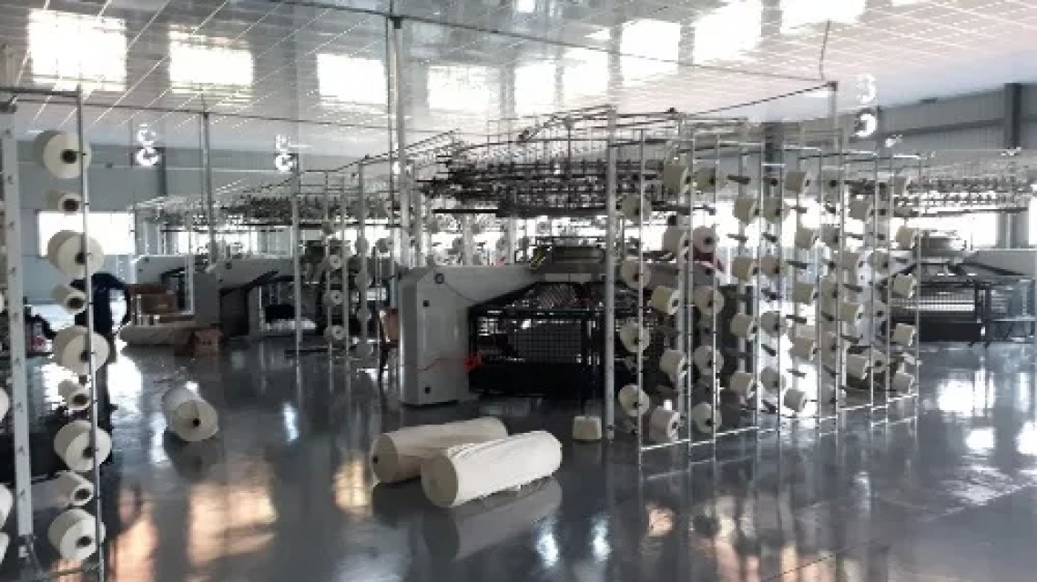 Single Jersey Circular Knitting Machine Manufacturer
