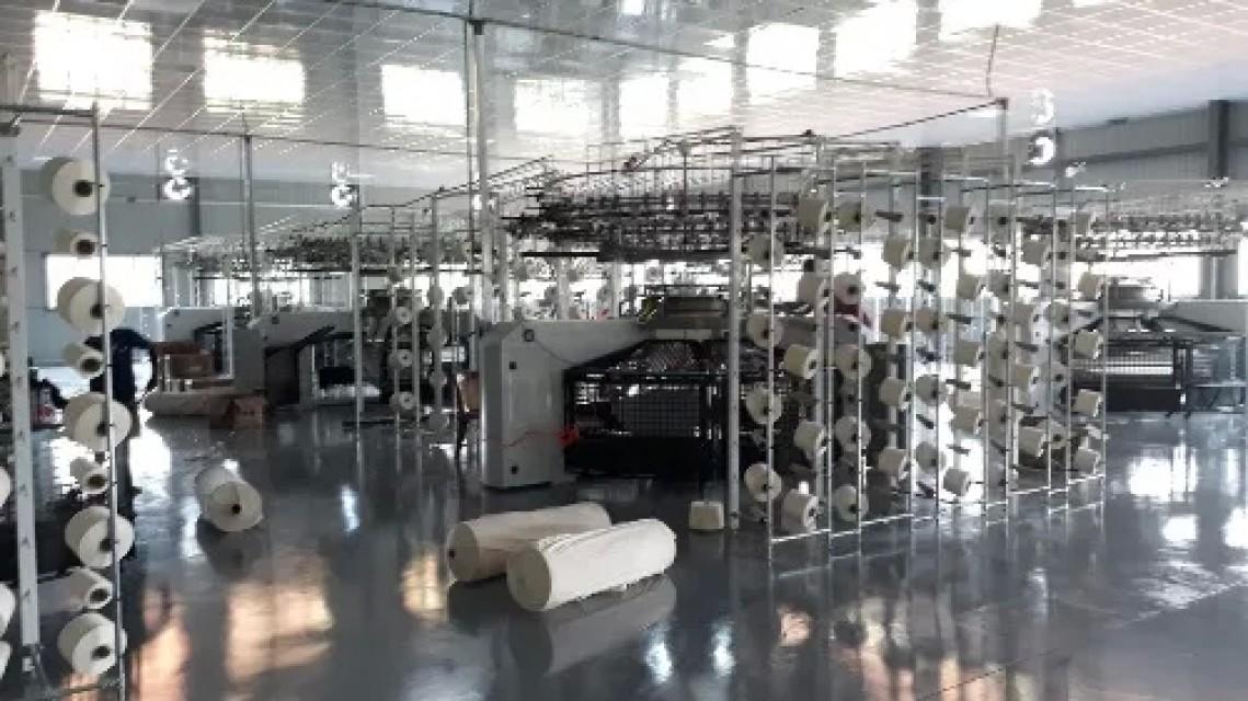 Single Jersey Circular Knitting Machine Manufacturer