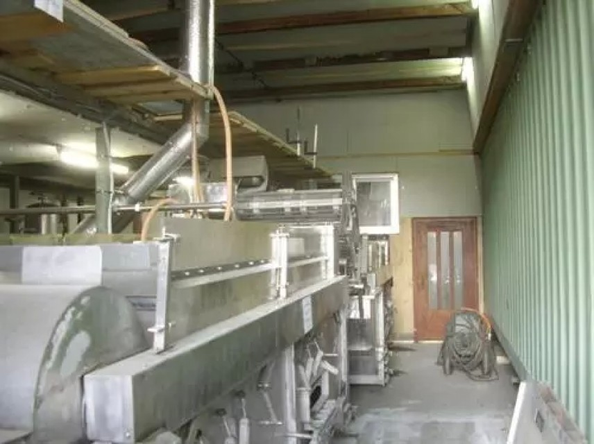 Washing Machine : Fiber, Washing Line, Drum Dryer, Fleissner