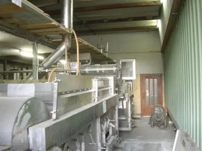 Washing Machine : Fiber, Washing Line, Drum Dryer, Fleissner