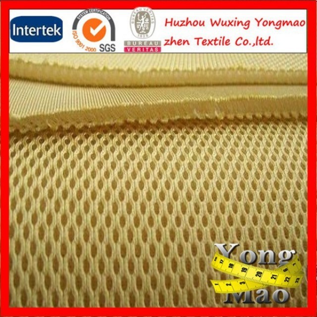 100% polyester mesh fabric for shoes,bags and luggage
