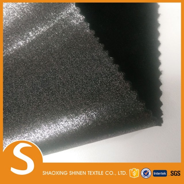 Packaging 100% polyester foil fabric textile for sale
