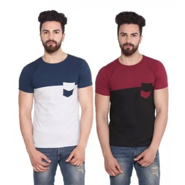 Pocket Style T-shirt Supplier