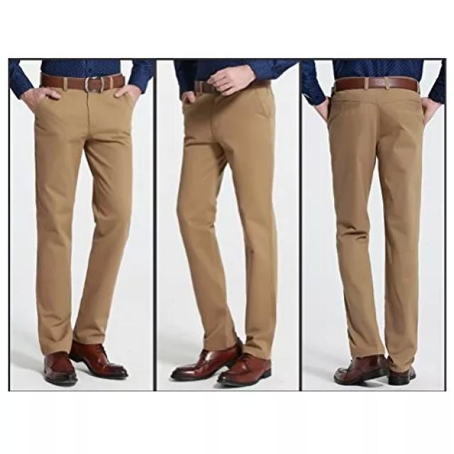 Men's Cotton Trouser Supplier