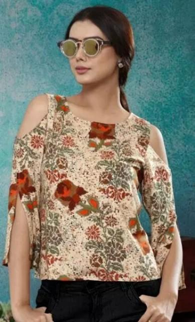 Ladies Stylish Tops Manufacturer & Supplier
