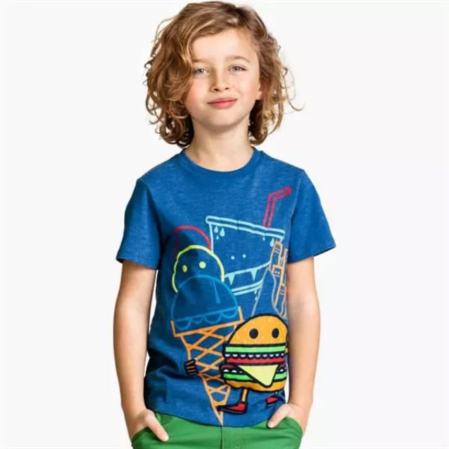 Boys T-shirt Supplier