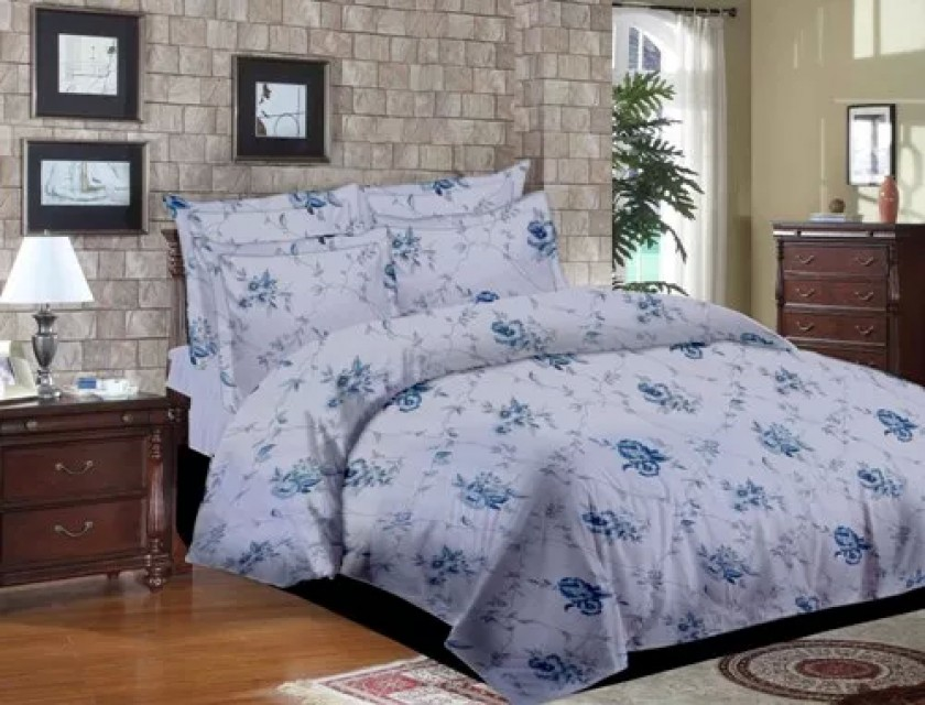 Combed Cotton Bed Sheets Supplier