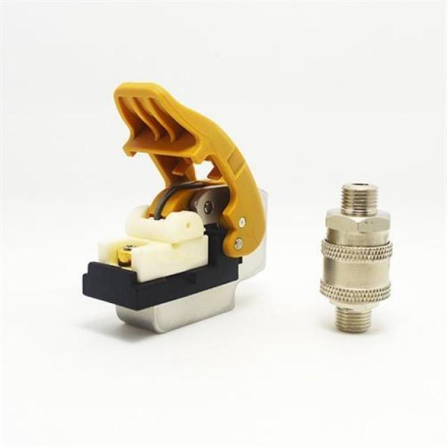 Air Interlacing Nozzle Supplier