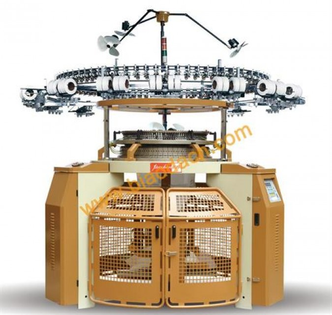 Supreme Double Circular Knitting Machine Supplier