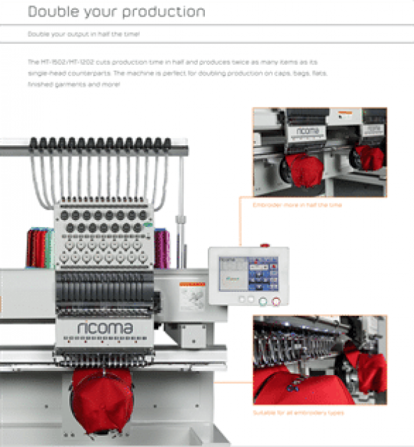 Computer Embroidery Machine Supplier