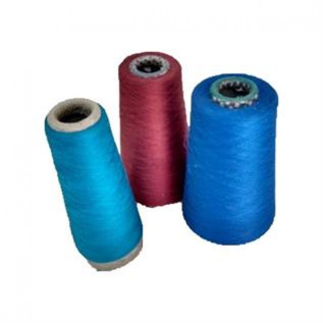 Acrylic Polyester Dyed Blended Yarn