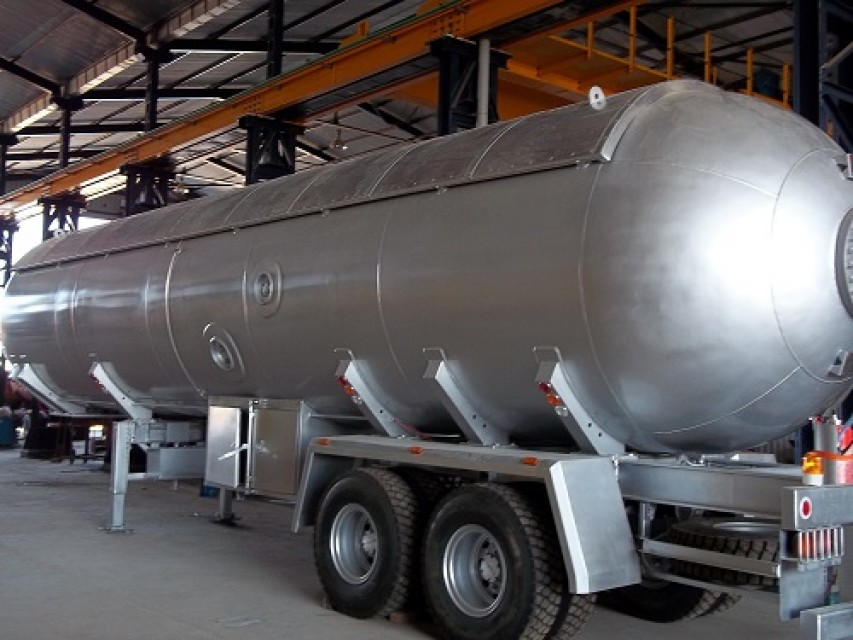 Used LPG Storage Tanks